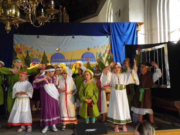 "Kinderchor: Musical ""Josef"""